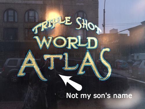 atlas not his name